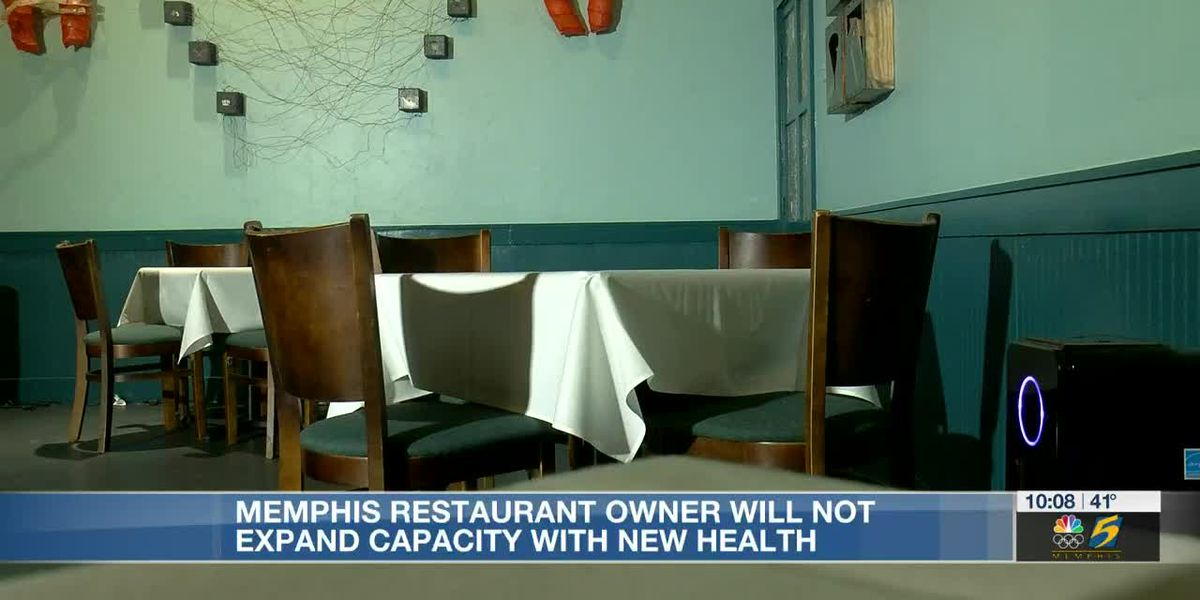Memphis restaurant owners hold off on capacity changes after announcement of health directive