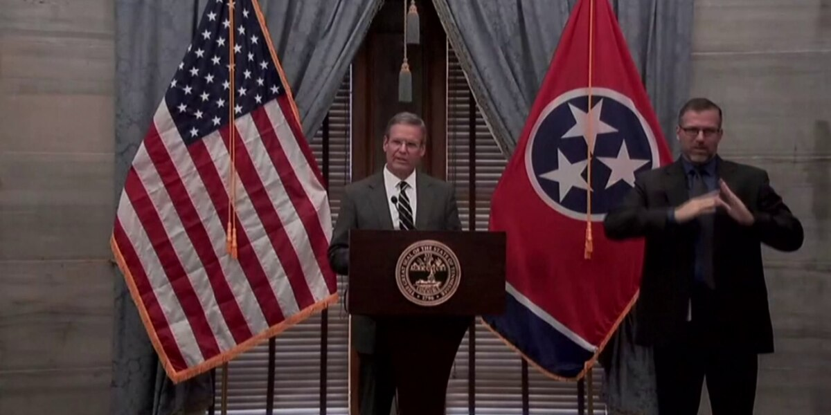 Gov. Bill Lee gives other Tennessee counties authority to require facial coverings