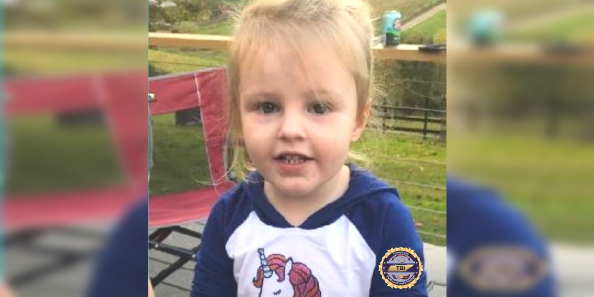 TBI issues Amber Alert for missing 2-year-old girl from Sullivan County