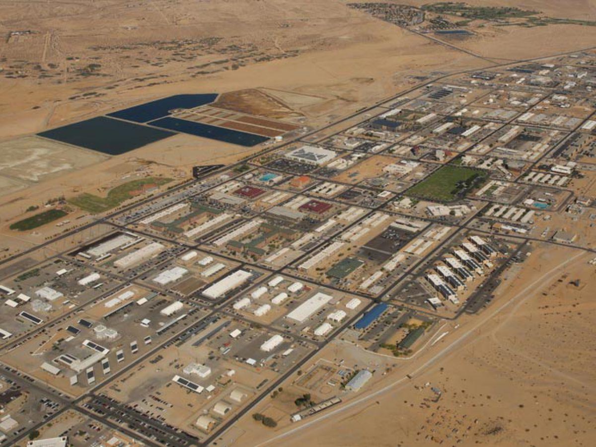 Active shooter reported at California Marine base