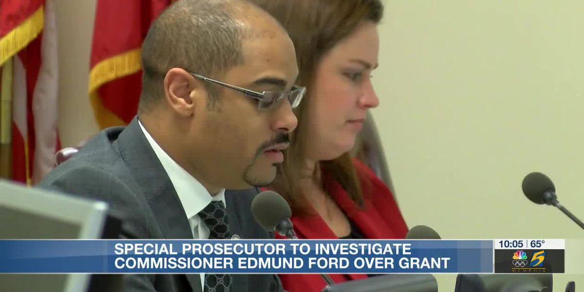Special prosecutor examining Commissioner Ford in ethics case