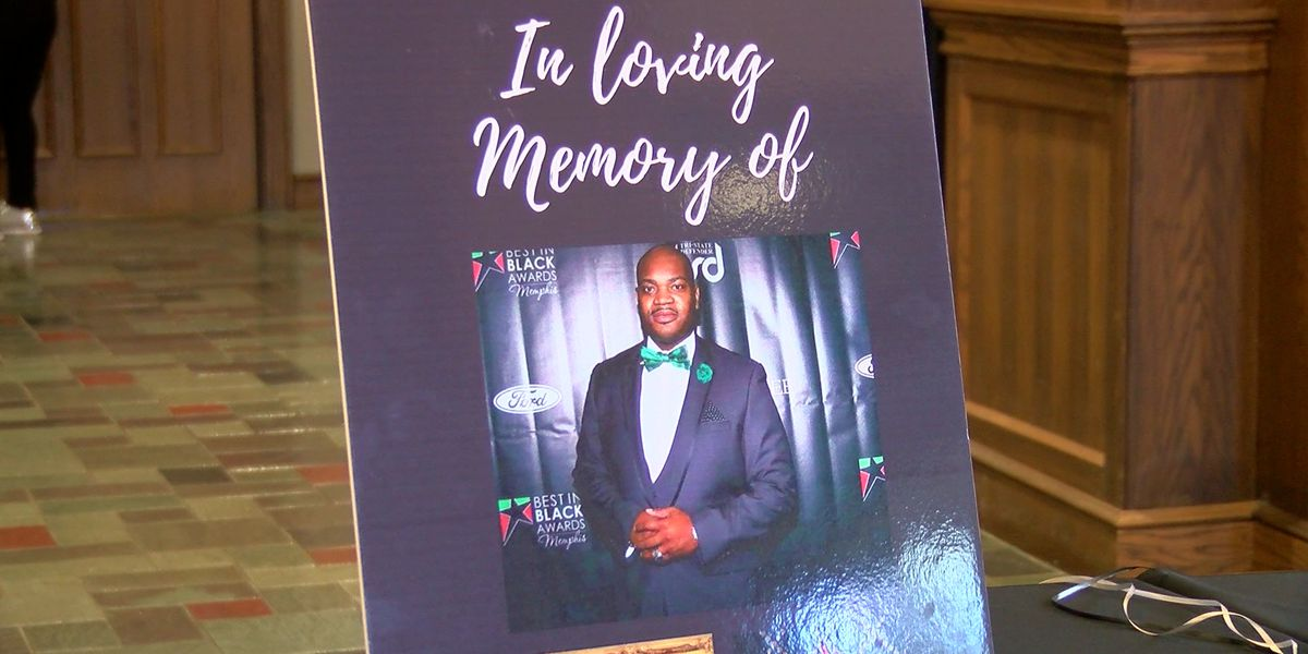 Bernal Smith II commemorated one year after sudden death