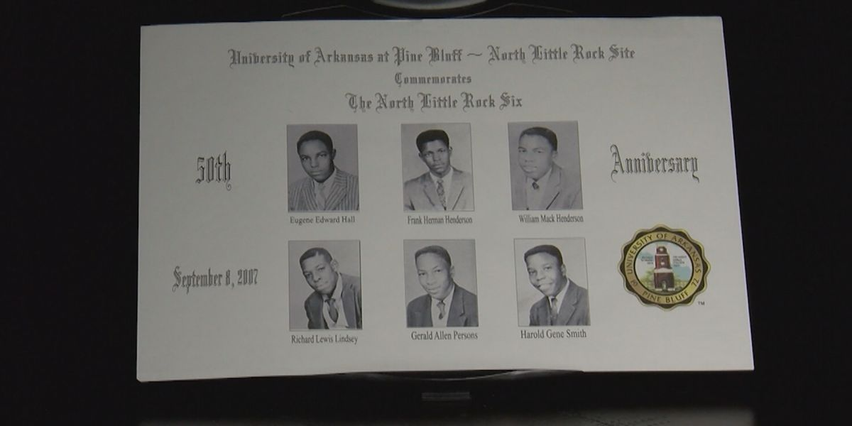 Man tells story of North Little Rock 6