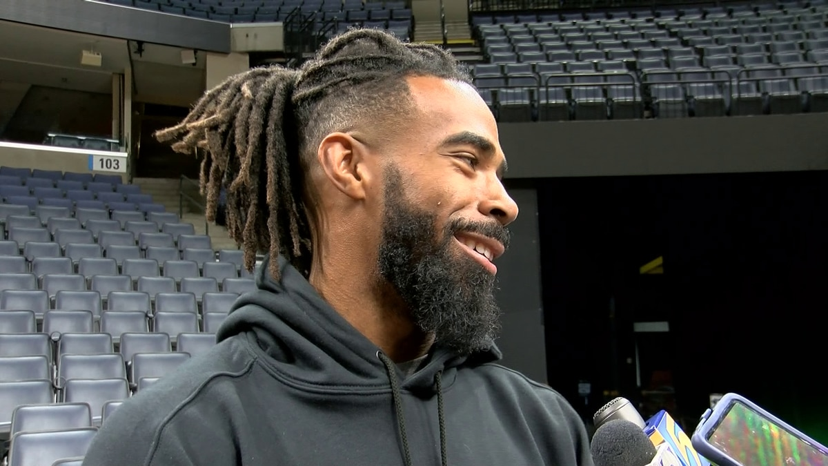 Mike Conley returns to Memphis