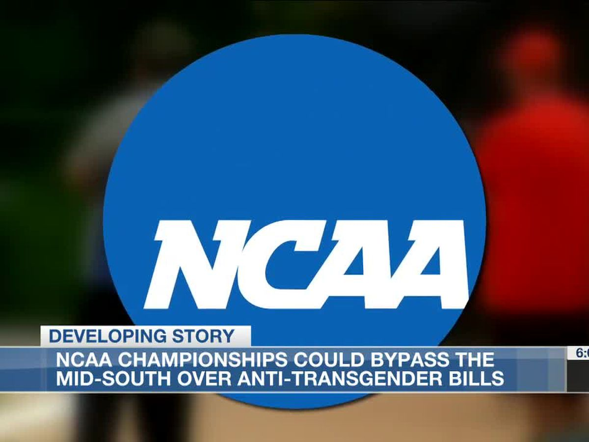 NCAA Championships could bypass the Mid-South over anti-transgender bills