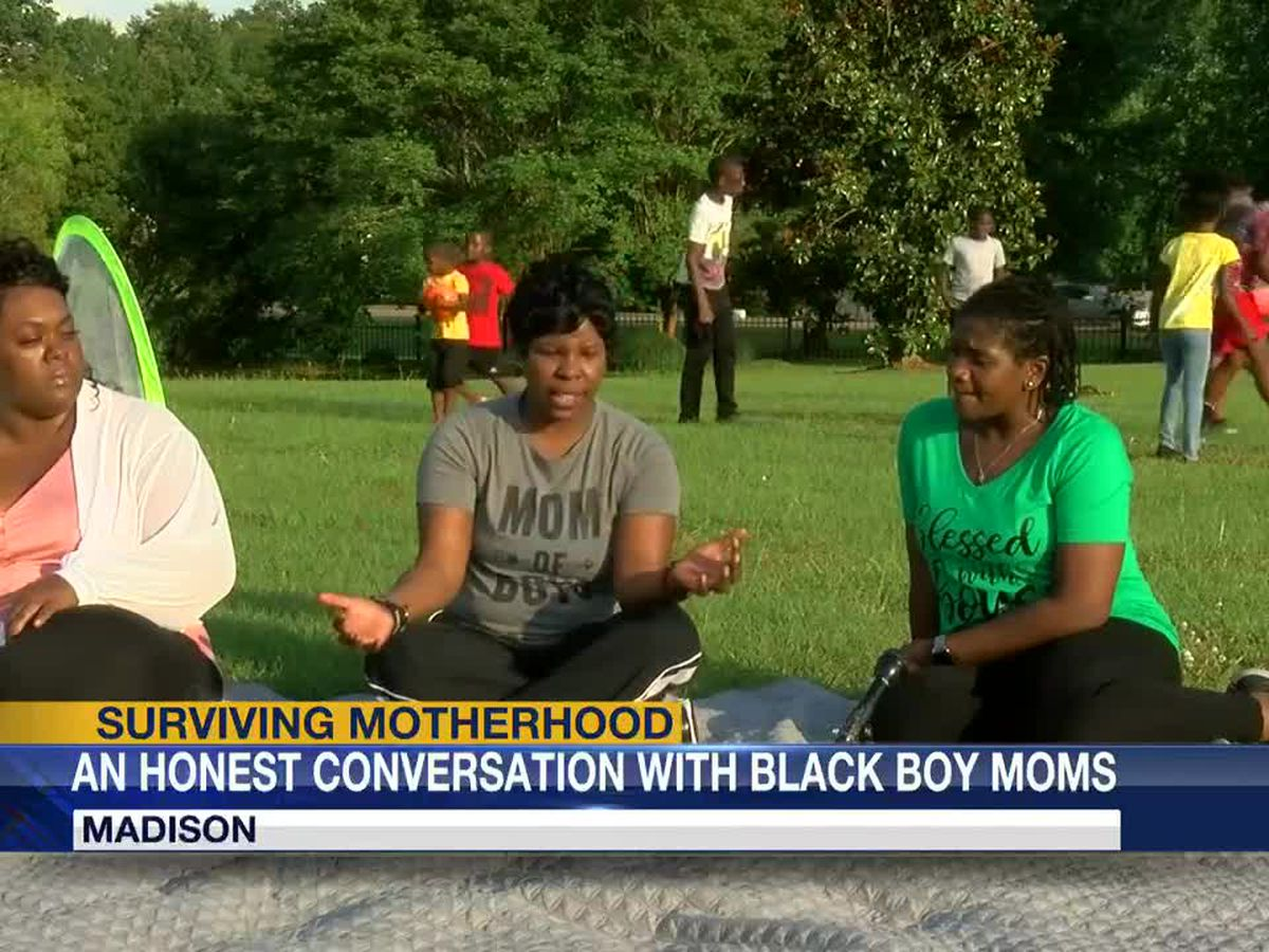 Surviving Motherhood: An honest conversation with black boy moms