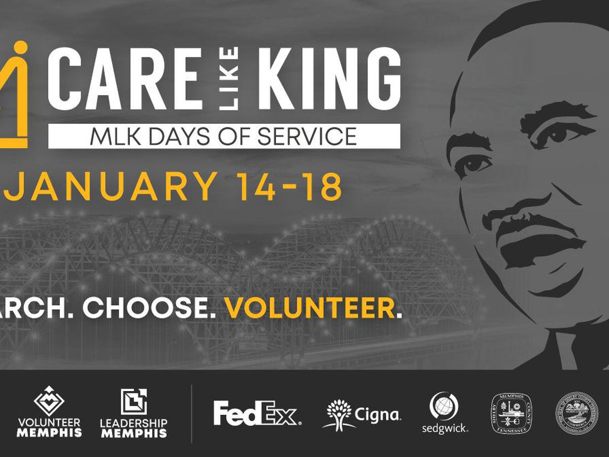 In-person and virtual events offered for MLK Days of Service during pandemic