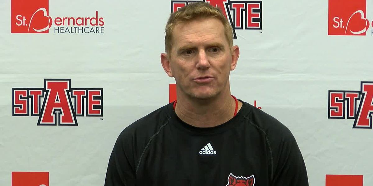 Ark. State head coach takes leave to be with sick wife