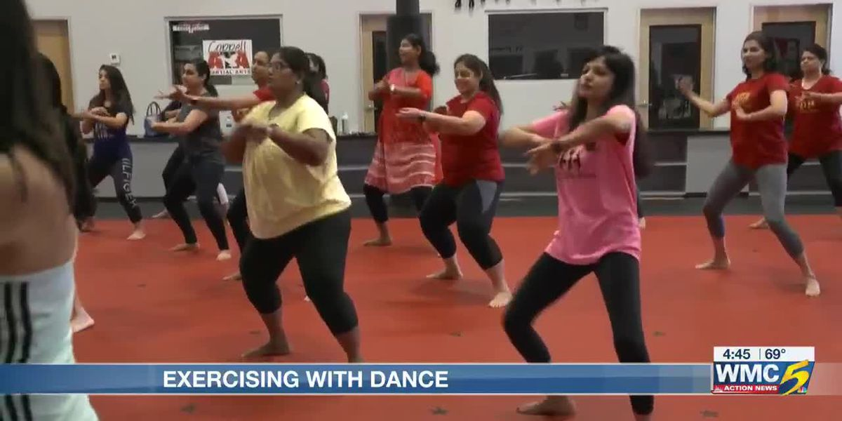 Dance instructor mixes Bollywood and fitness