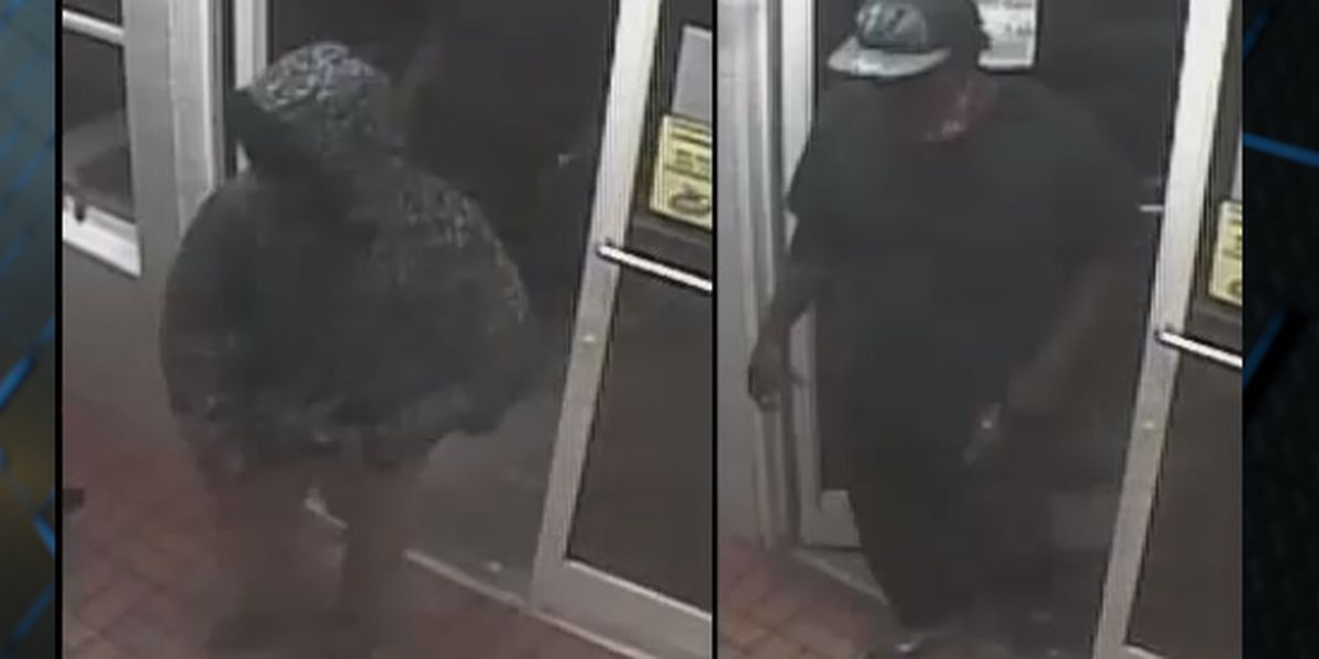 2 men wanted in Waffle House robbery