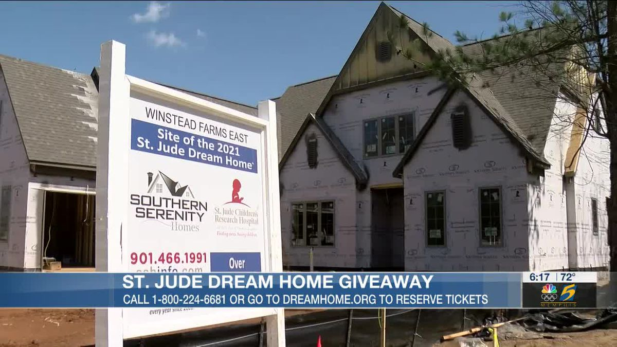 St. Jude Dream Home Giveaway: A peek into Tyler's story