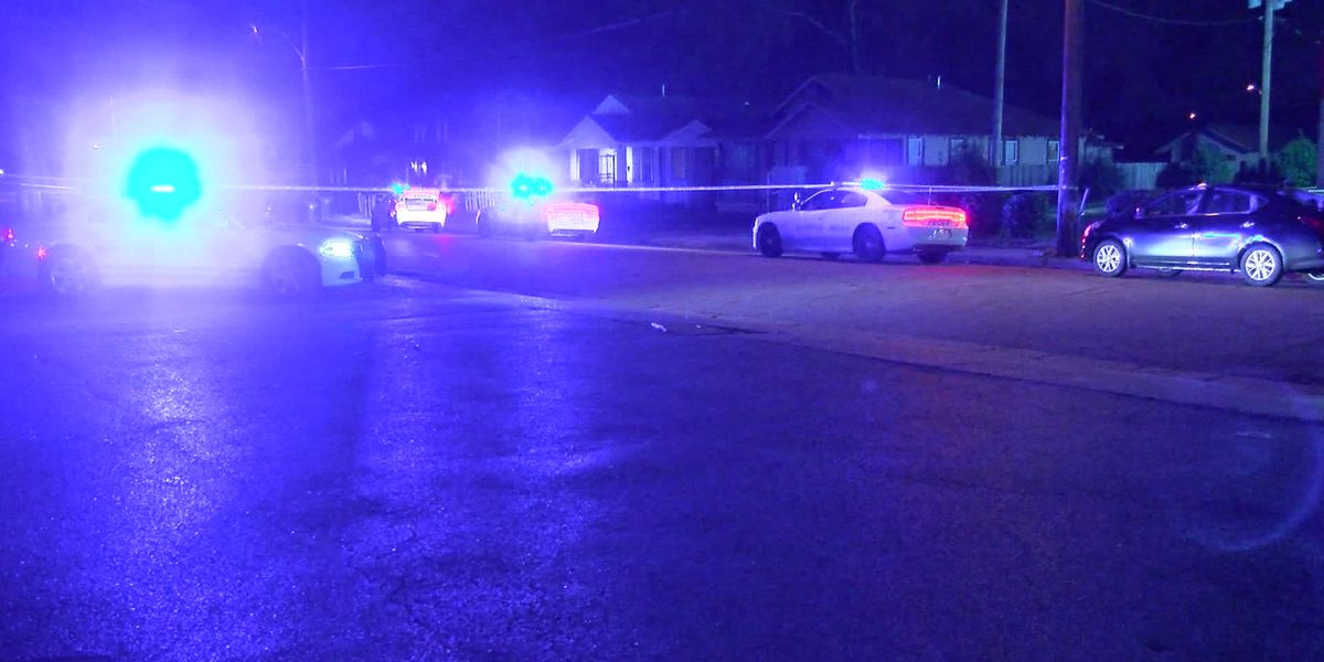 Man critical after overnight shooting; 1 detained