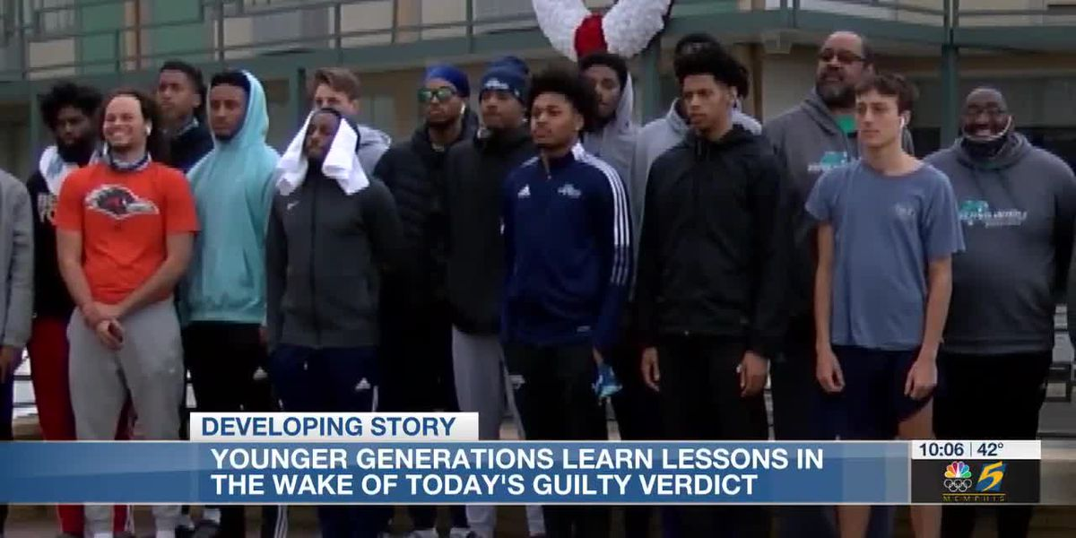 Younger generations learn lessons in the wake of Chauvin's guilty verdict