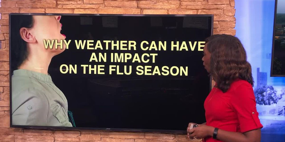 Breakdown: Why weather can have impact on the flu virus