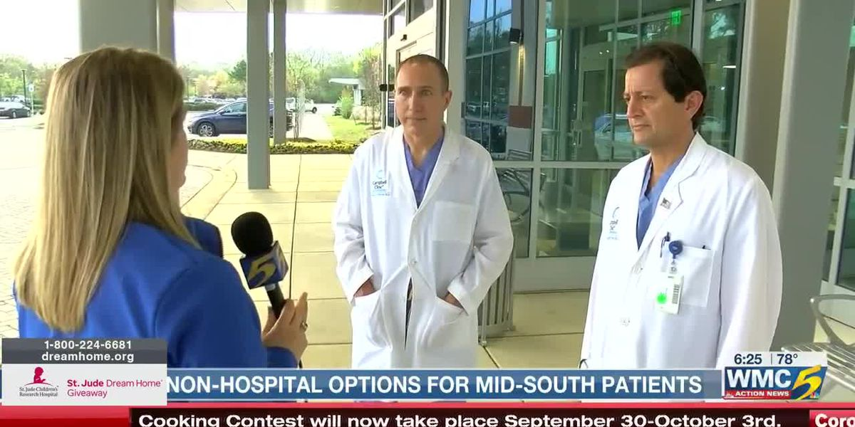 Non-hospitals options available for Mid-South patients