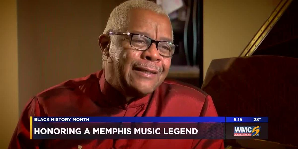 Honoring a Memphis music legend