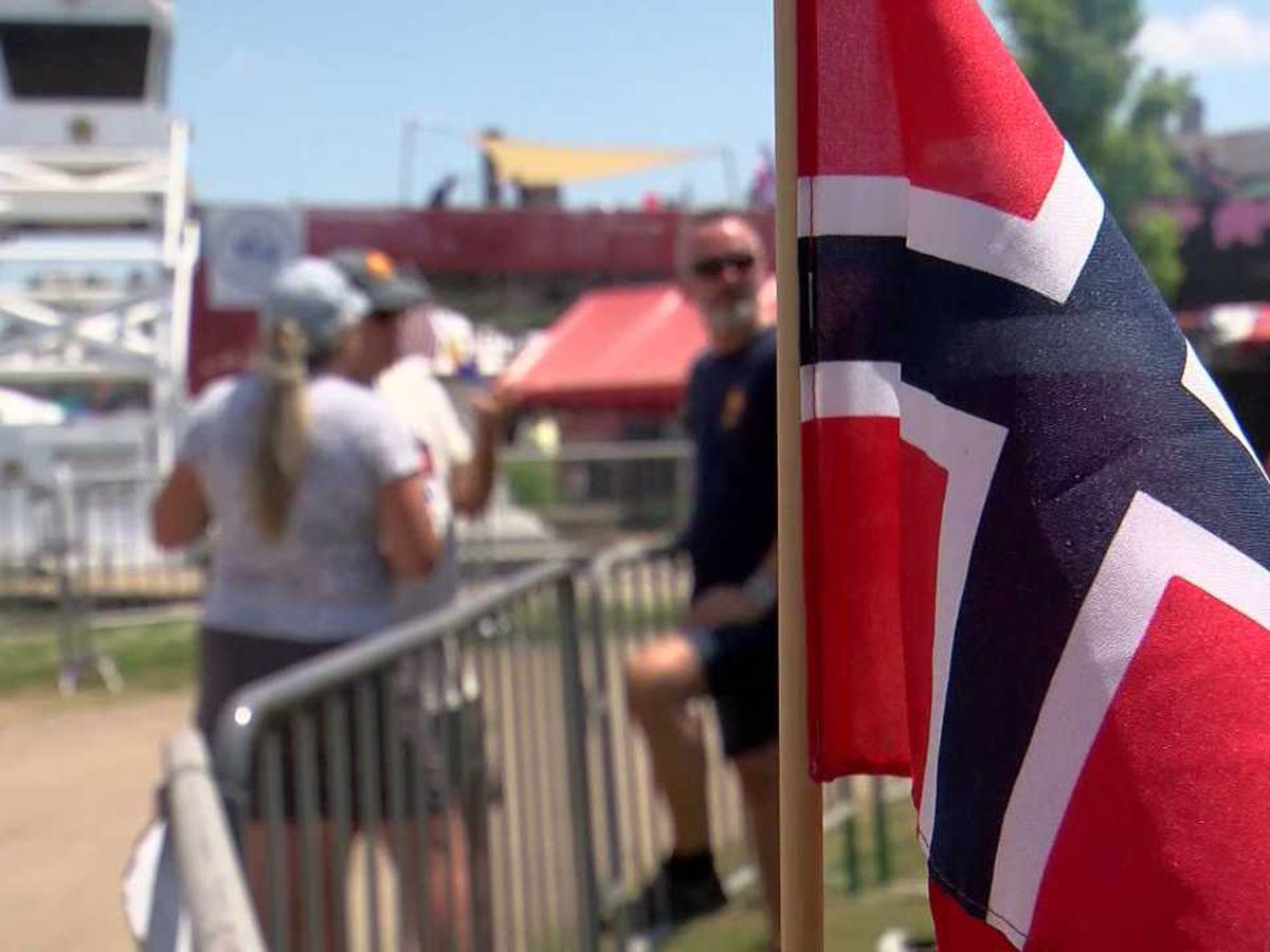 International competitors come to win at World Championship Barbecue Cooking Contest