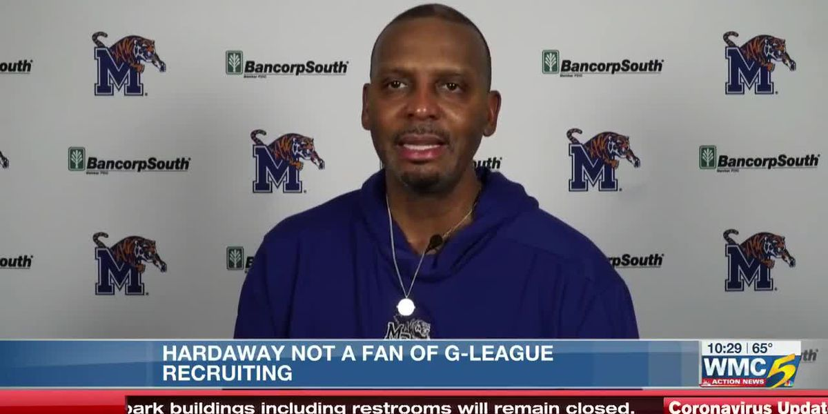 'I don't agree with that': Hardaway on G-League going after top high school talent