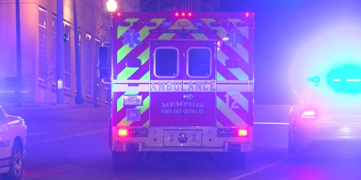 Person hit by taxi in Downtown Memphis