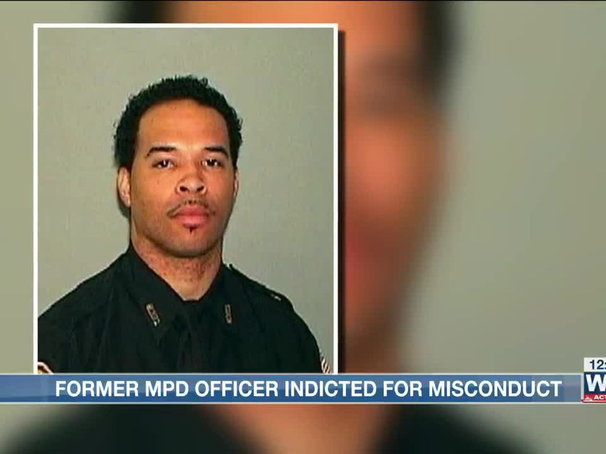 Former MPD officer expected to appear in court for felony charges of misconduct