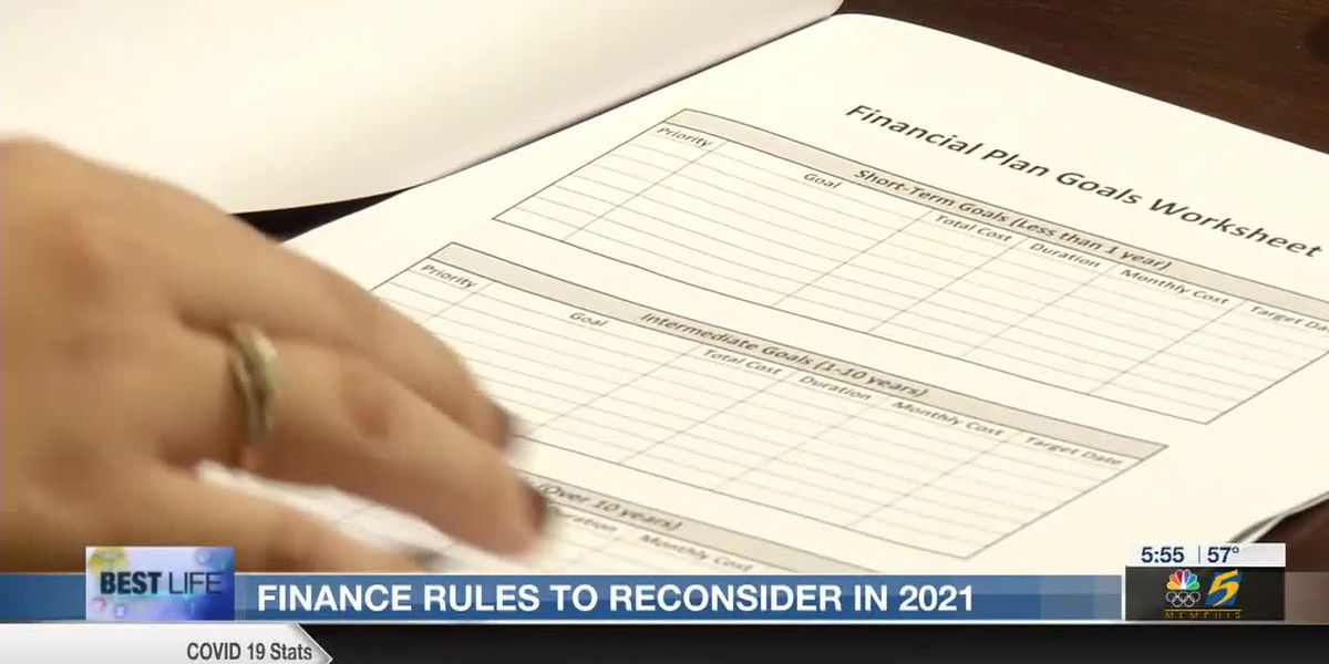 Best Life: Financial rules to reconsider in 2021