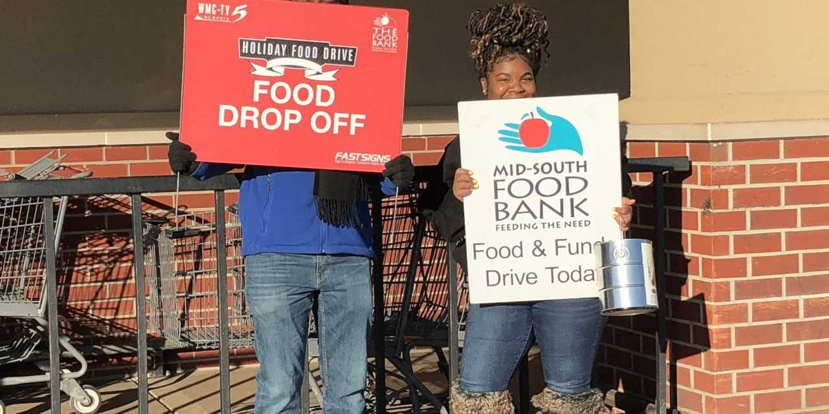 Pictures: 11th annual WMC Action News 5 Holiday Food Drive
