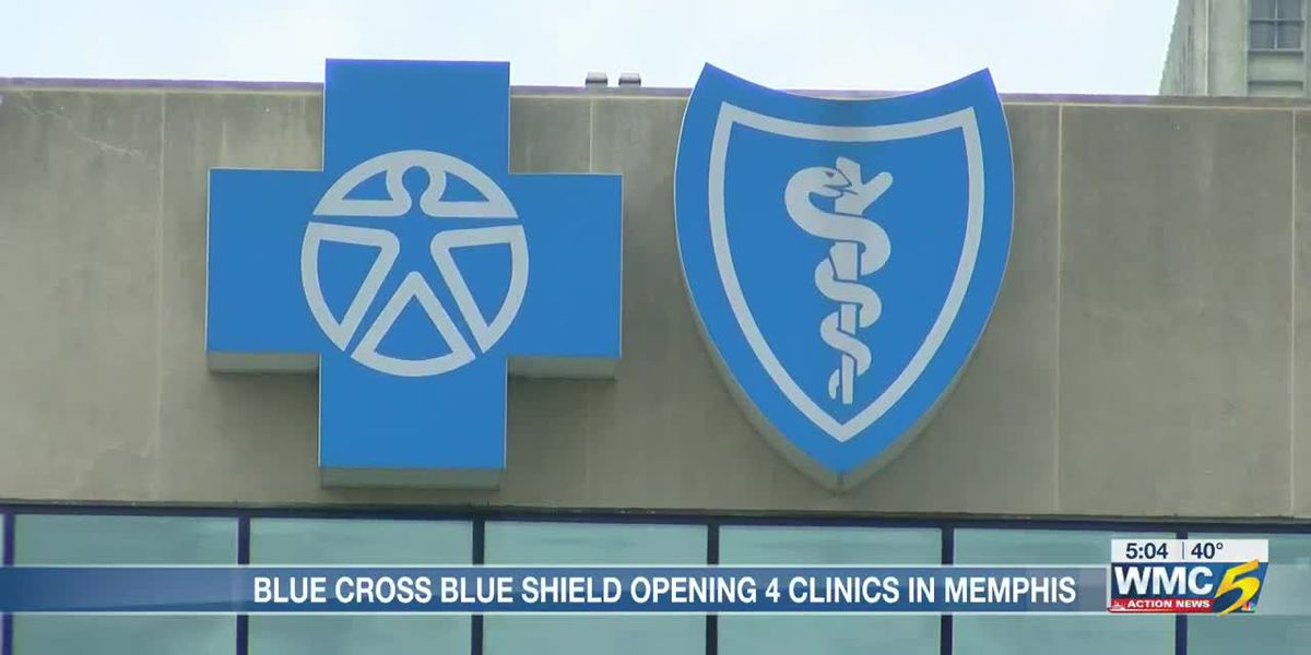 Blue Cross Blue Shield of Tennessee opening four primary care medical centers in Memphis area