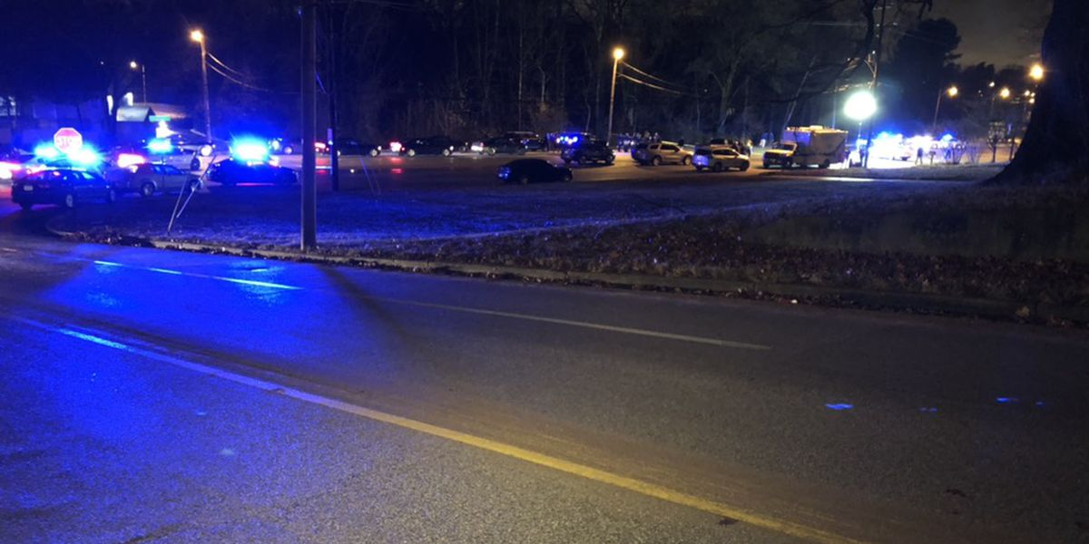 Man shot and killed by Memphis police officer