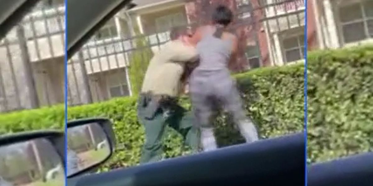Shelby County Sheriff's Office investigating confrontation between woman and deputy caught on video
