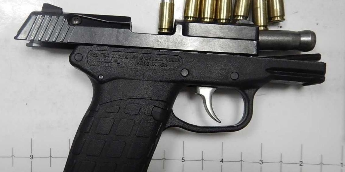 Loaded handgun found in carry-on bag at MEM