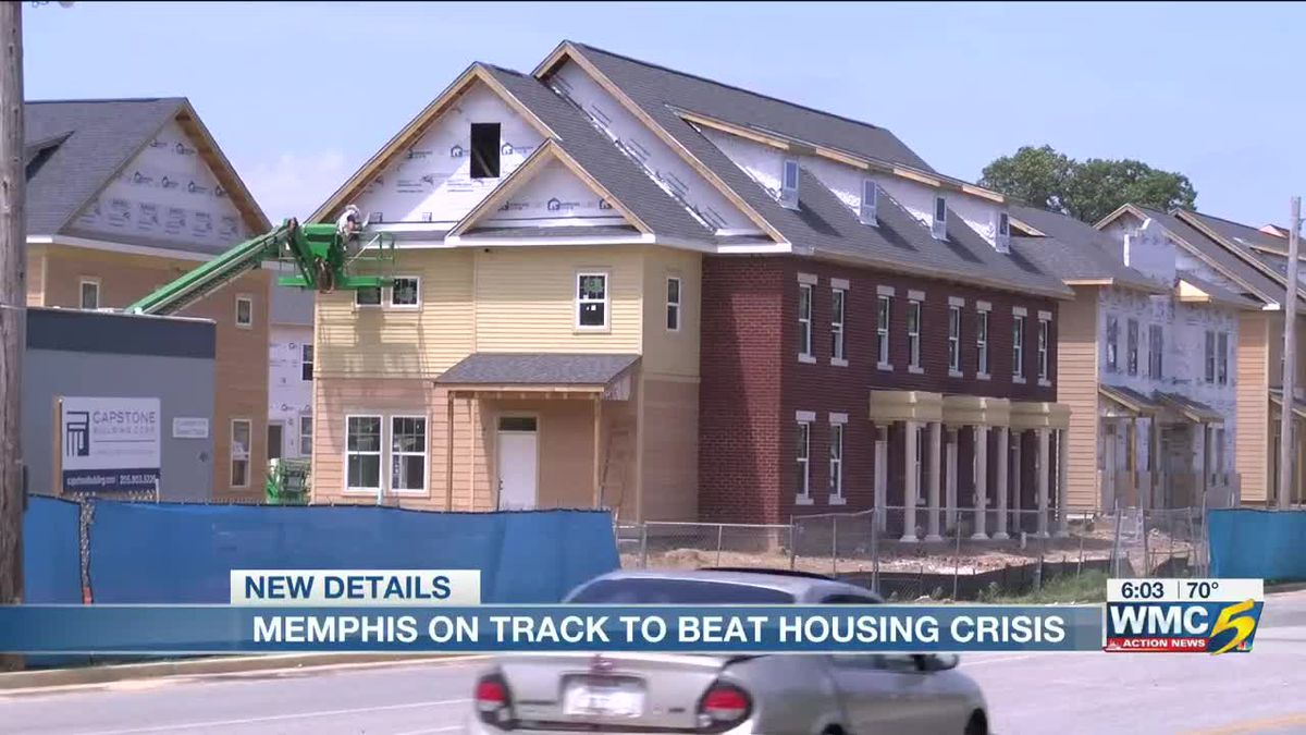 HUD Secretary says Memphis is on right track addressing public housing crisis