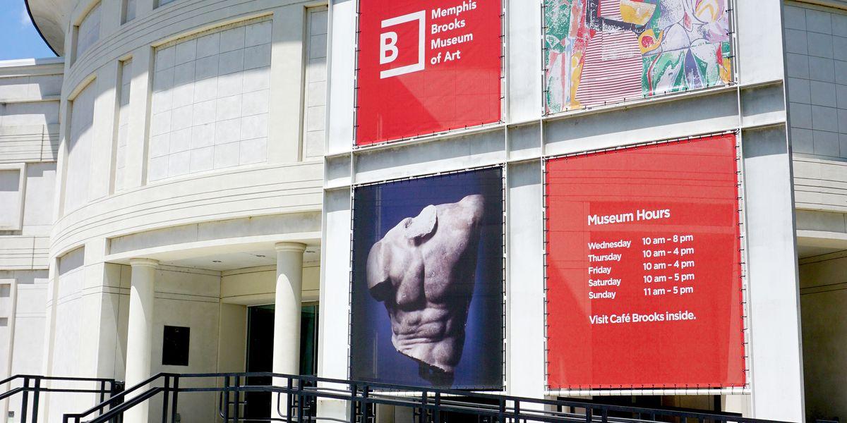 Memphis Brooks Museum of Art temporarily closing amid coronavirus outbreak