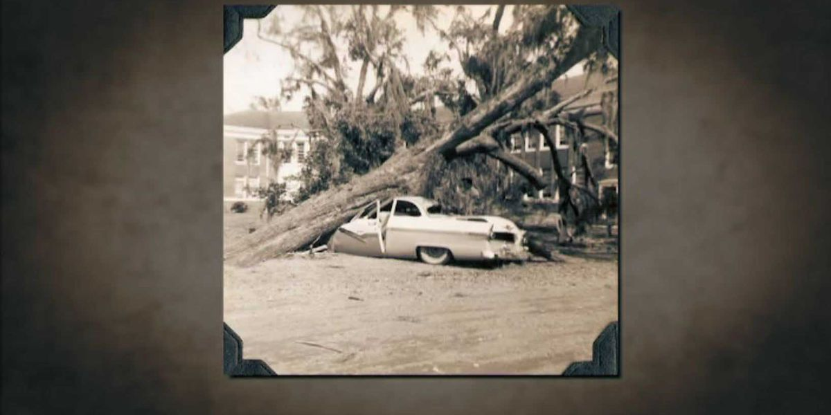 With Florence approaching, a look back at other major hurricanes to hit the Carolinas