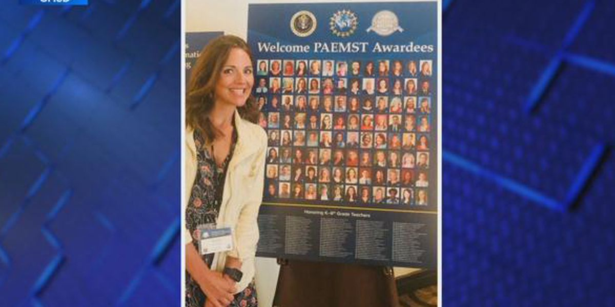 Germantown teacher recognized by White House