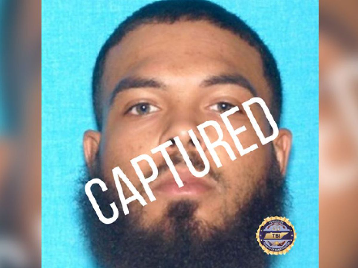 Covington man wanted by TBI captured on Tuesday