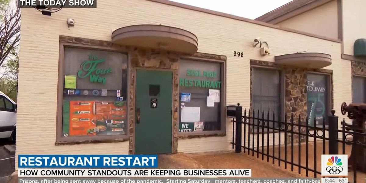Memphis' Four Way receives $40K grant live on NBC's 'Today' show