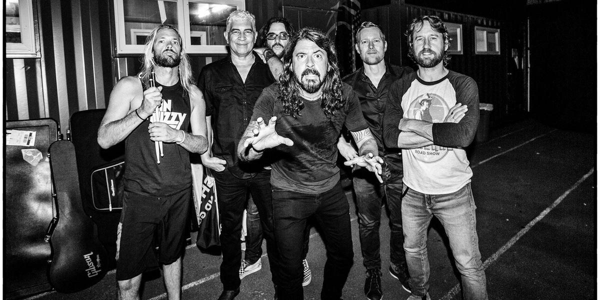 Foo Fighters reschedule Memphis, Nashville concerts