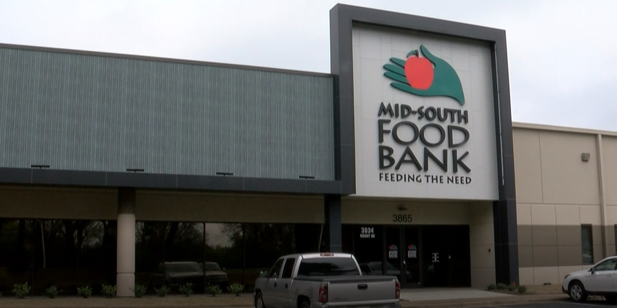 Olive Garden parent company gives to Mid-South Food Bank