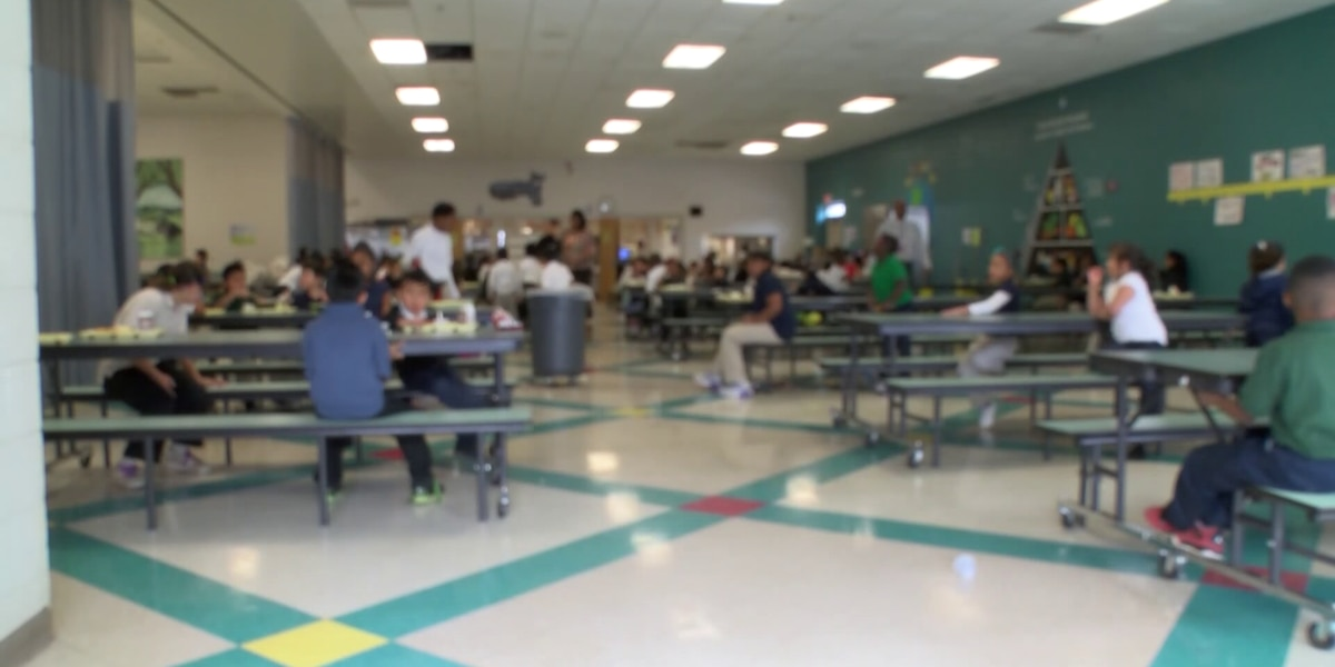 Government shutdown could impact school lunches