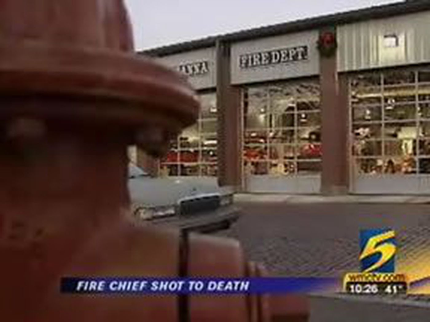 Marianna fire chief killed during domestic dispute