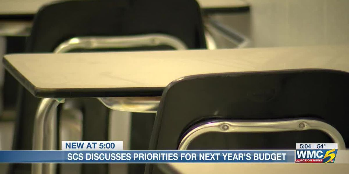 SCS starts budget discussion