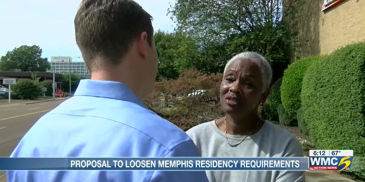 Memphis City Council considering loosening living requirements for officers, firefighters