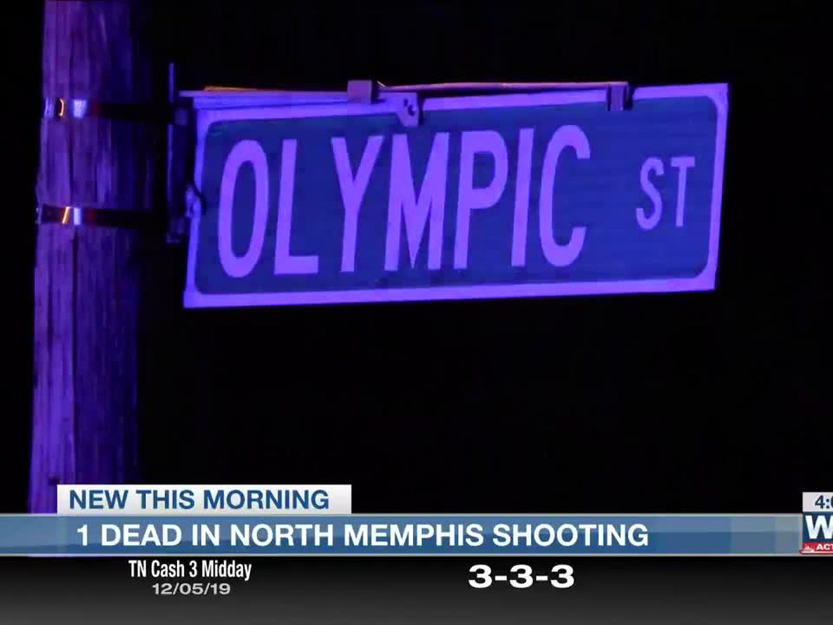 MPD investigating fatal shooting in North Memphis