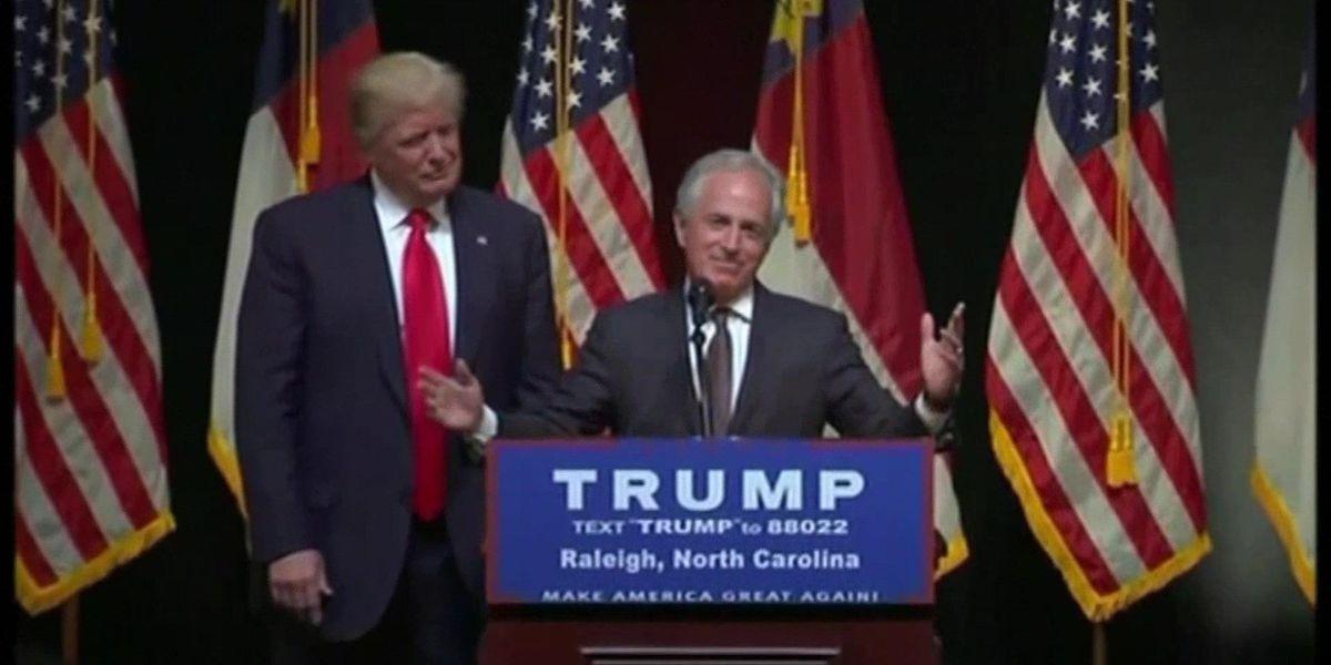 Corker, Trump feud stuns political experts