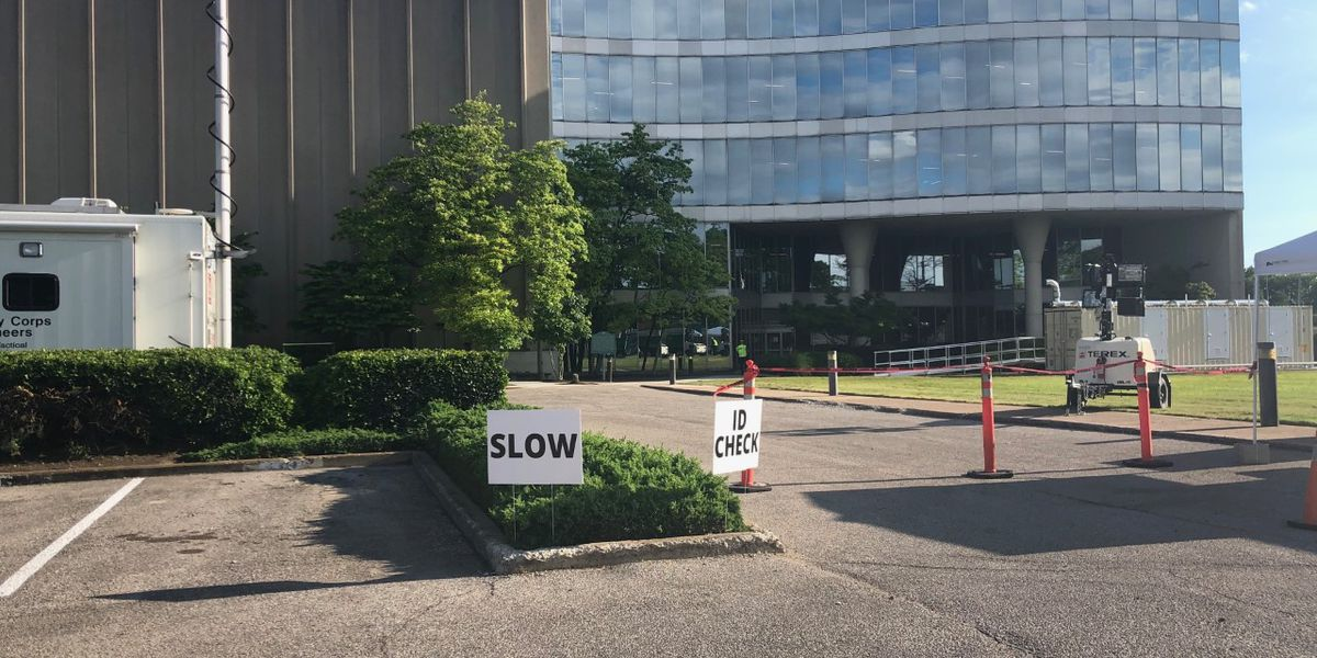 Health officials fear opening Memphis alternative care site as COVID-19 hospitalizations continue to rise