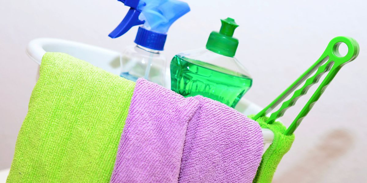 How to clean your home if a family member has coronavirus
