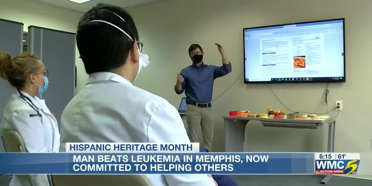 Hispanic Heritage Month: Healthcare leader working to give others a second opportunity