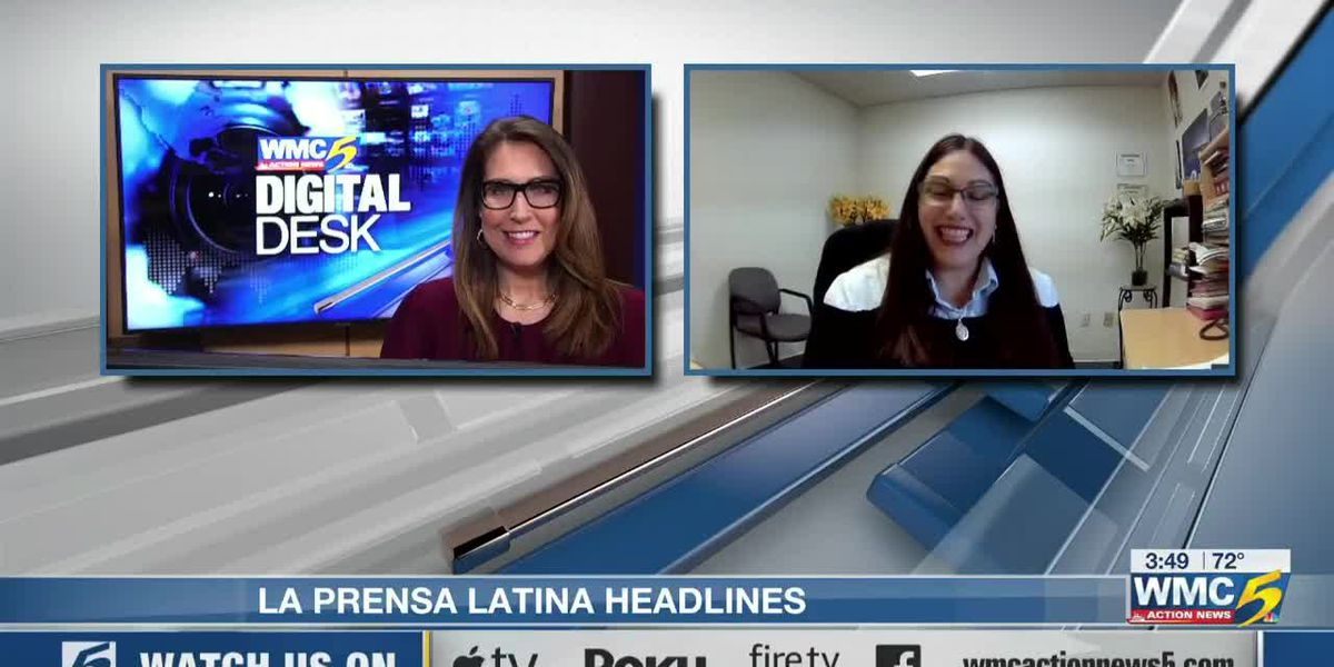 WMC and La Prensa Latina discuss Census outreach in Hispanic community