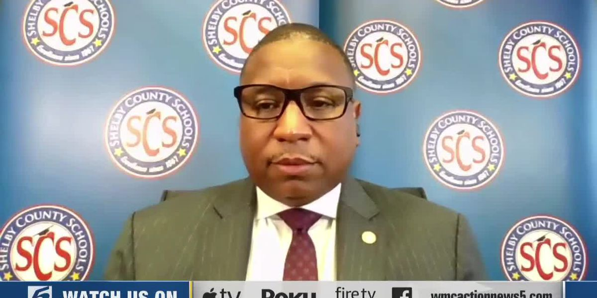SCS Superintendent Dr. Joris Ray discusses district's back-to-school plans