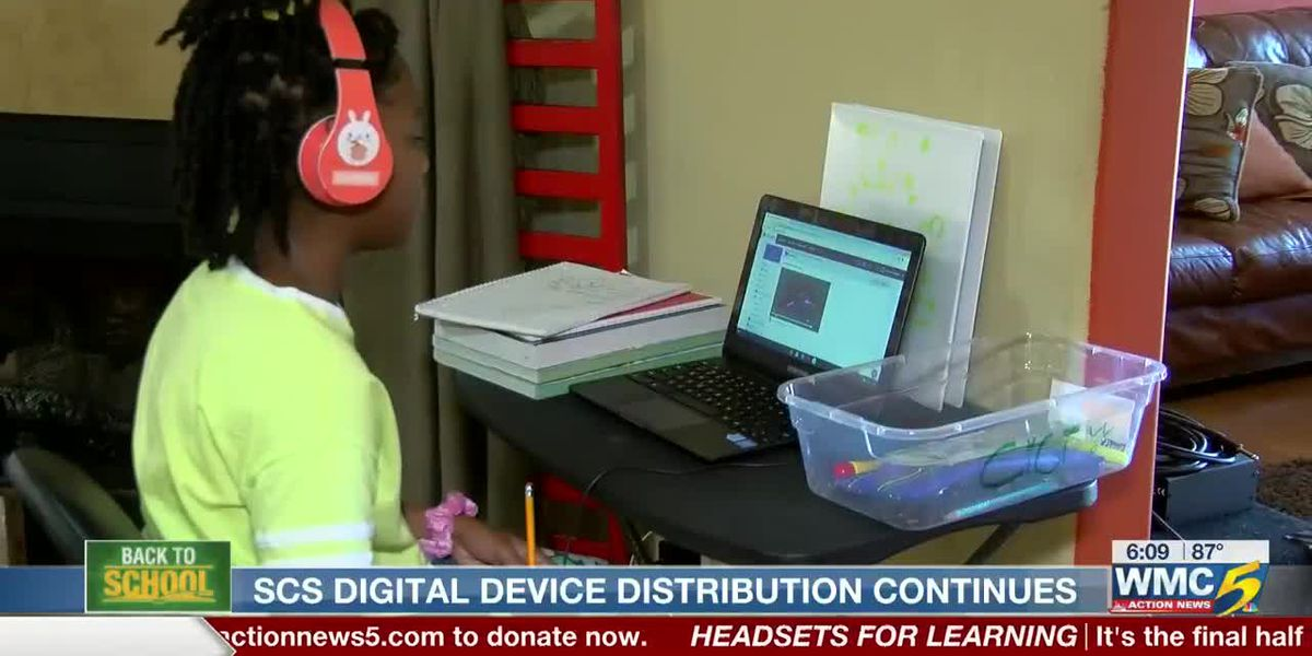 SCS digital devices are still available for pick-up